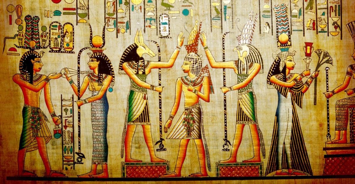 Zodiac egiptean: ce zeu al Egiptului te protejeaza