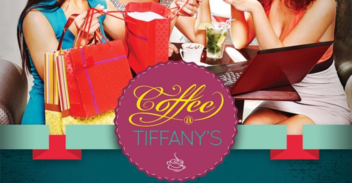 Coffee at Tiffany's - Fashion on Heels