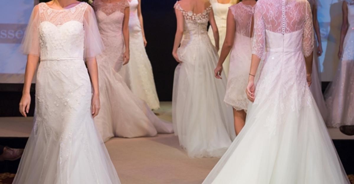 Athena Philip @ Bucharest Bridal Fashion Show- Rochii de mireasa desprinse din lumea lui Gatsby