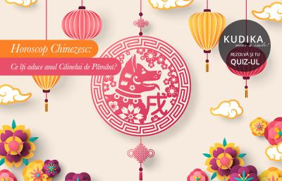 Testul horoscopului chinezesc: Ce iti aduce anul Cainelui de Pamant?