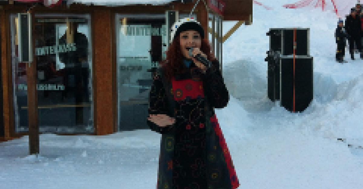Dya, invitata sambata la WinterKiss Predeal