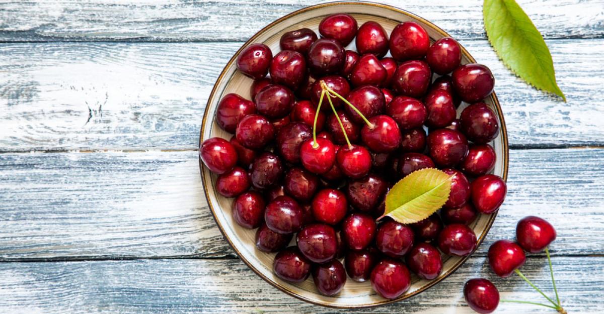 Cât de sănătoase sunt cireșele? 10 beneficii demonstrate prin studii