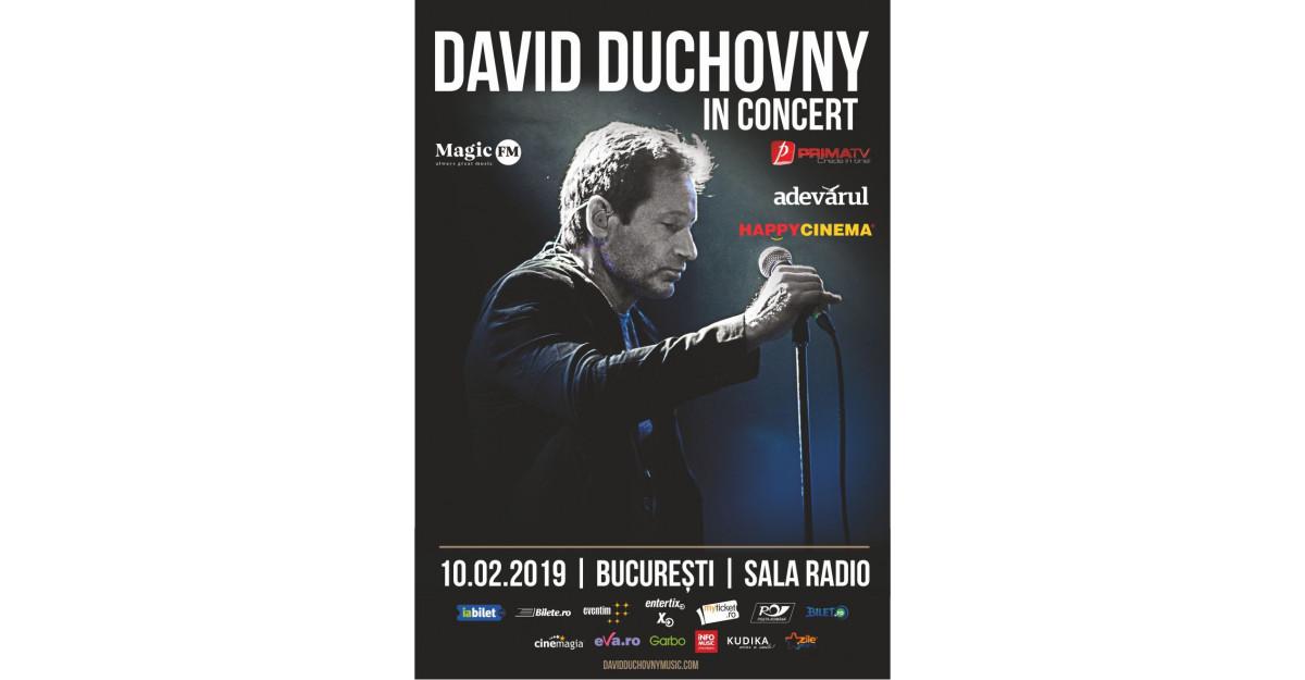 Concert David Duchovny, Reguli de Acces