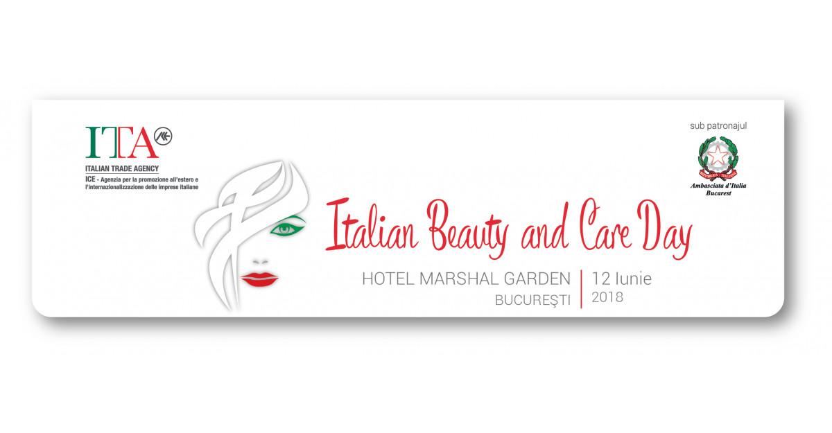 "Marti, 12 iunie, va avea loc a treia ediție a ""Italian Beauty & Care Day"