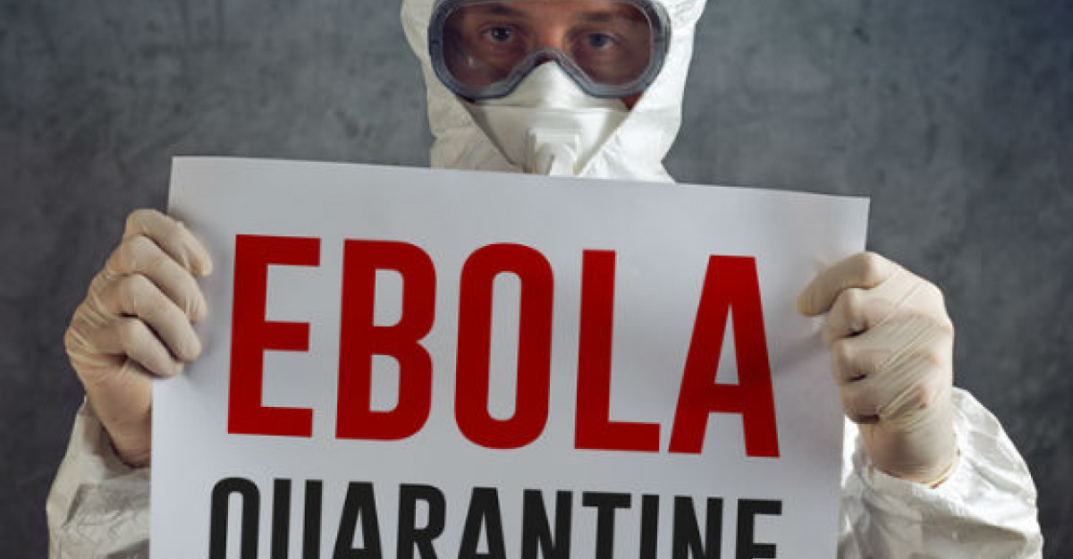 Anunt oficial despre romanul suspectat de Ebola