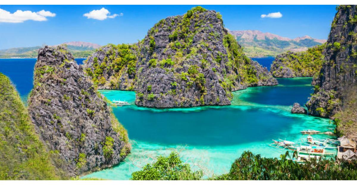 Imagini desprinse din Paradis: Cea mai frumoasa insula de pe Pamant