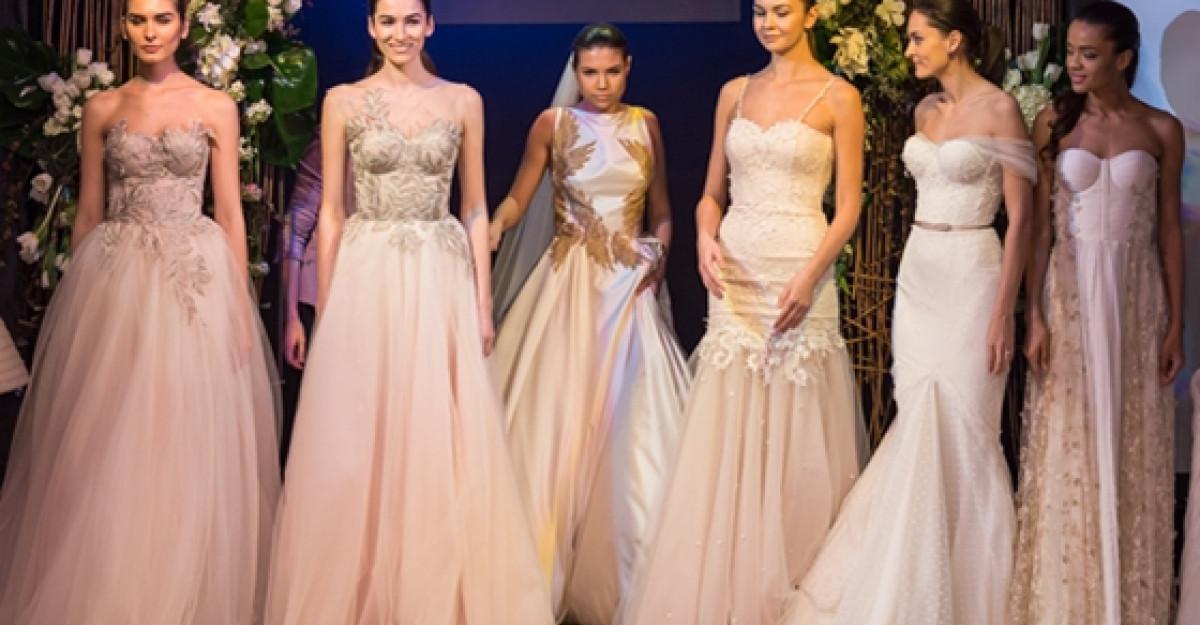 Nicole Enea @Bucharest Bridal Fashion Show - Feminitatea e intotdeauna la moda