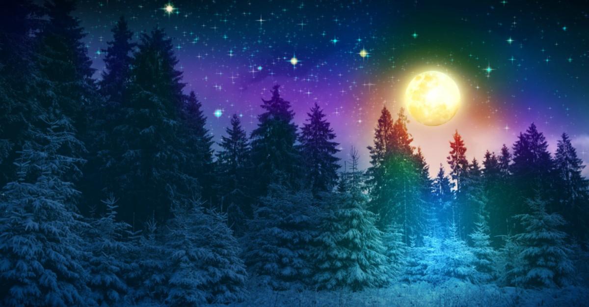 Luna Plină de pe 22 decembrie ne pregătește sufletele pentru schimbări majore
