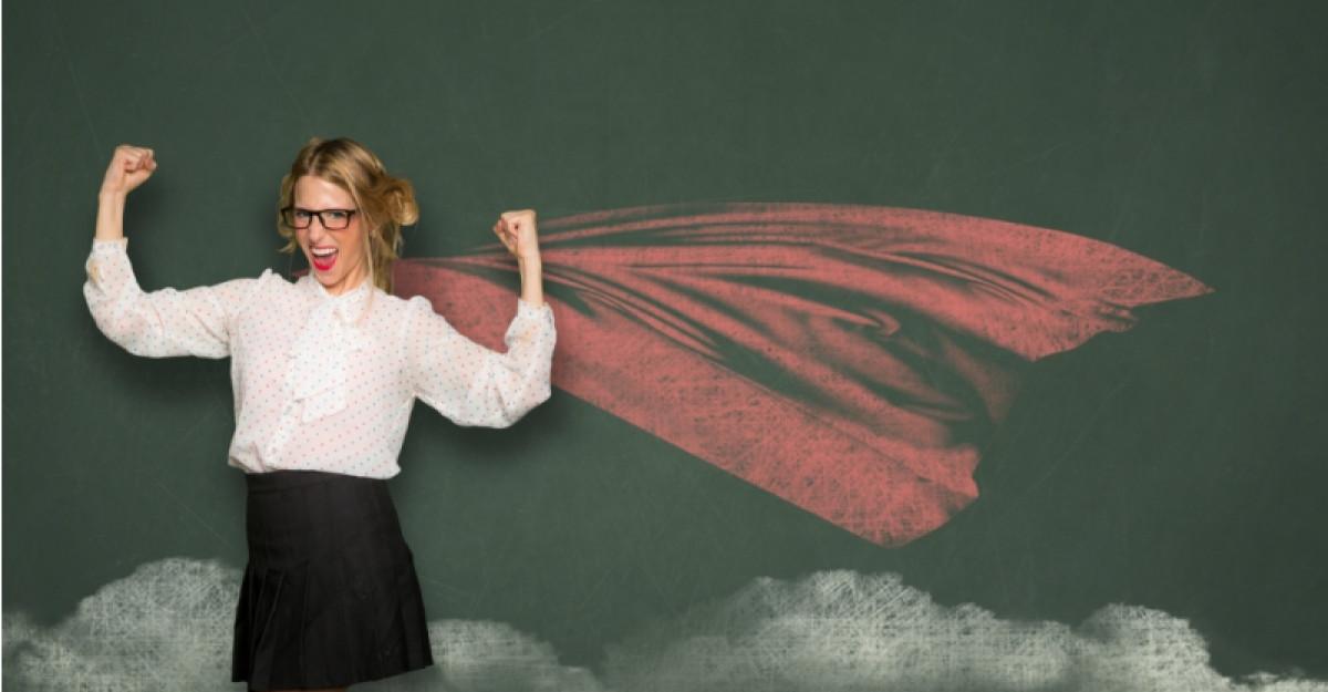9 pași pentru a deveni o Wonder Woman
