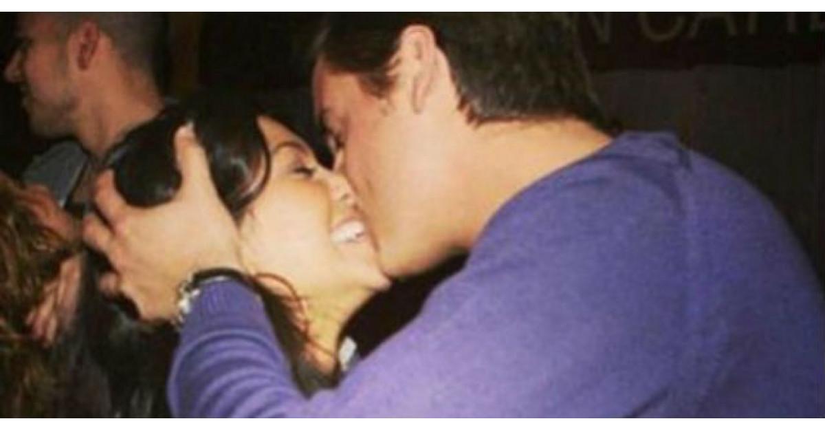 Sora lui Kim Kardashian, inselata de barbatul cu care are trei copii