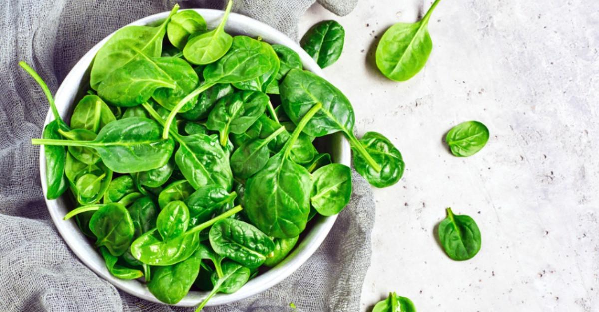 Spanacul, leguma care nu trebuie sa iti lipseasca din frigider in aceasta primavara