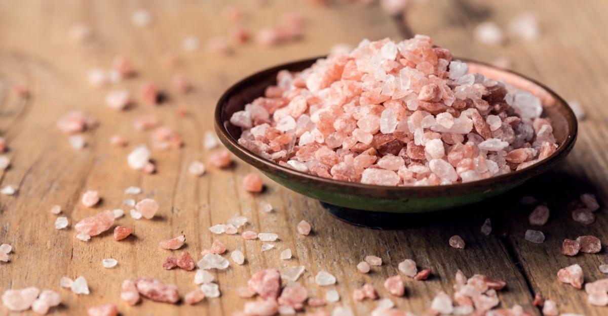Cele mai sanatoase sortimente de sare