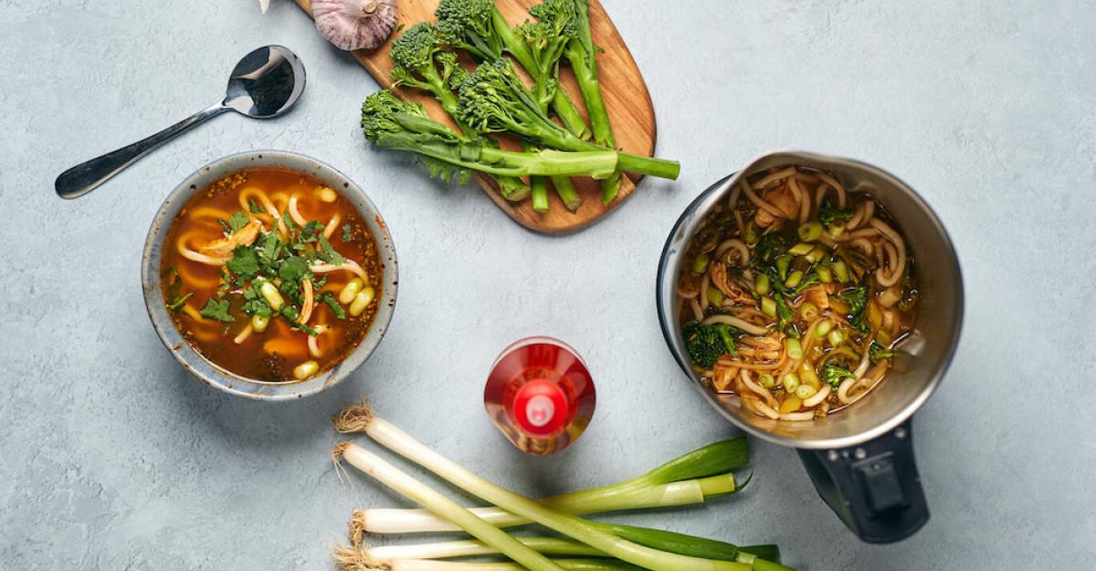 Morphy Richards, brandul britanic de electrocasnice,introduce Soup Maker-ul pe piața din România