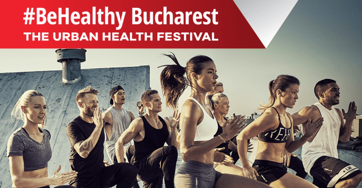 29 septembrie: #BeHealthy București Festival