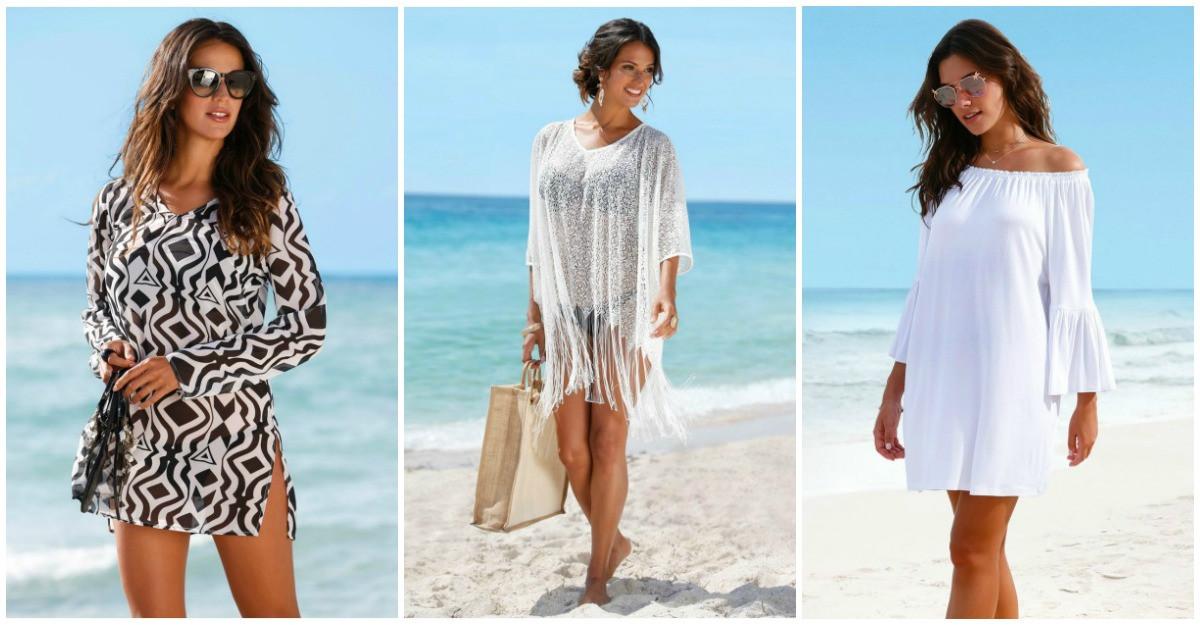 (I) Ce rochii de plaja poti comanda online. Fii o diva pe plaja!
