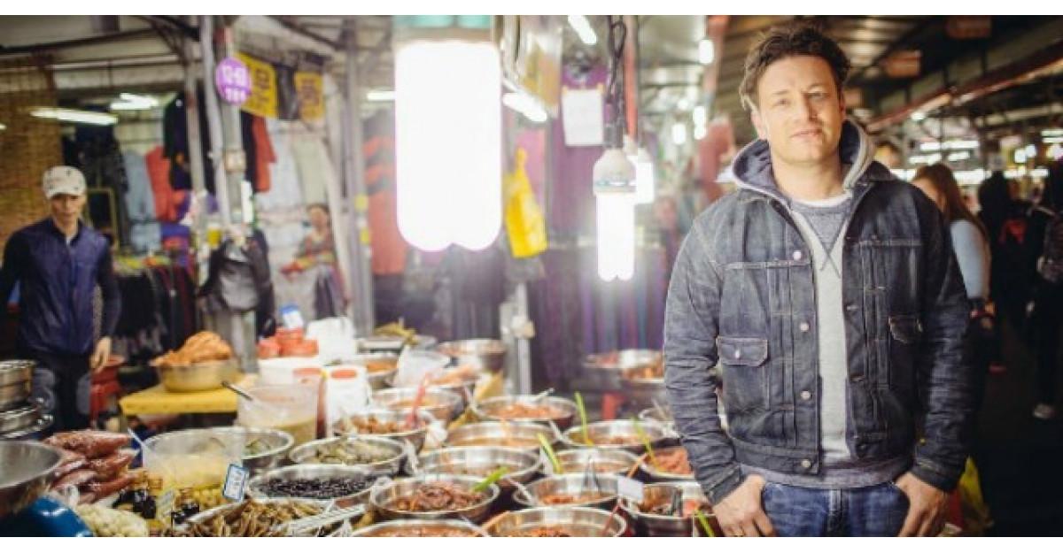 Cum a slabit Jamie Oliver 12 kilograme fara dieta?