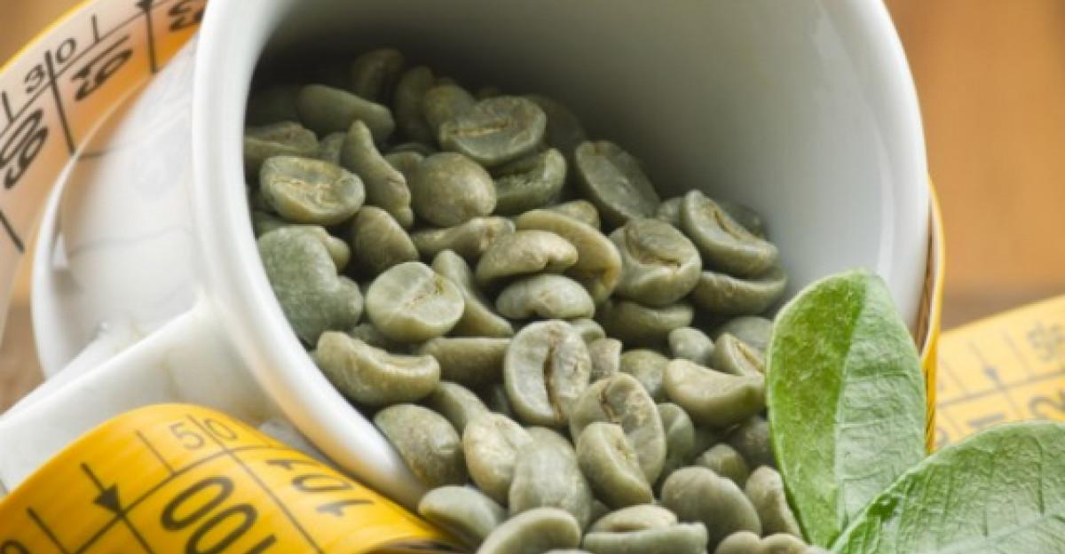 Cafeaua verde: ingredientul miraculos in lupta cu kilogramele