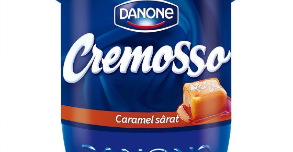 31 de placeri Cremosso in luna martie si un rasfat inedit cu noul Cremosso Caramel Sarat