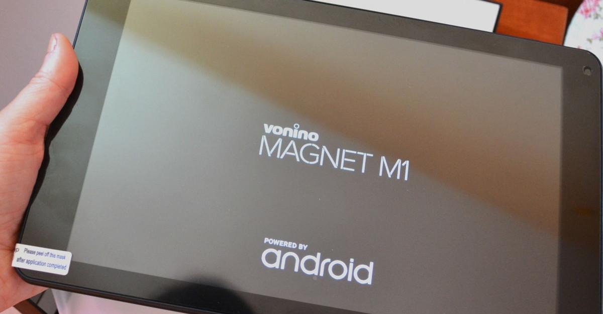 Tableta Vonino Magnet M1: review de cinefil