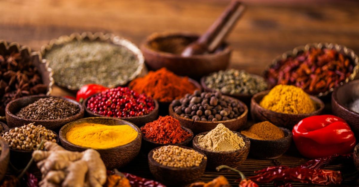 Condimentele orientale: beneficii pentru sanatate