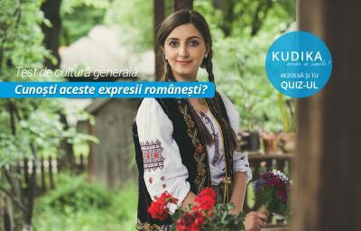 Test de cultura generala: Cunosti aceste expresii romanesti?