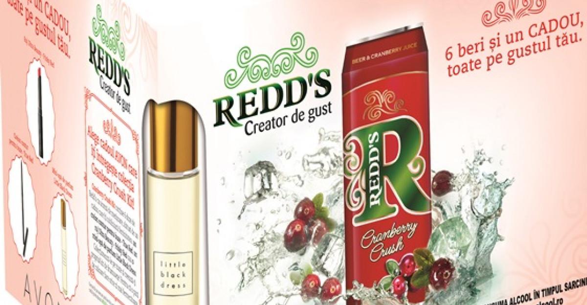 Redd's lanseaza doua kit-uri speciale pentru femei, in parteneriat cu AVON