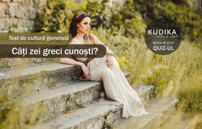 Test de cultura generala: Cati zei greci cunosti?