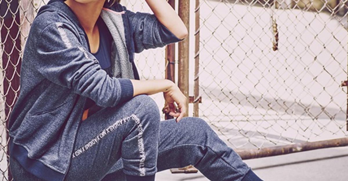 Gama adidas neo imbina designul sportiv cu accente de lux prin lansarea colectiei de toamna 2015 a Selenei Gomez