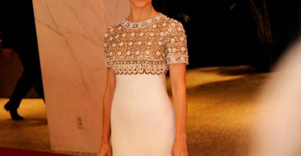 Kristin Davis in plina campanie de promovare