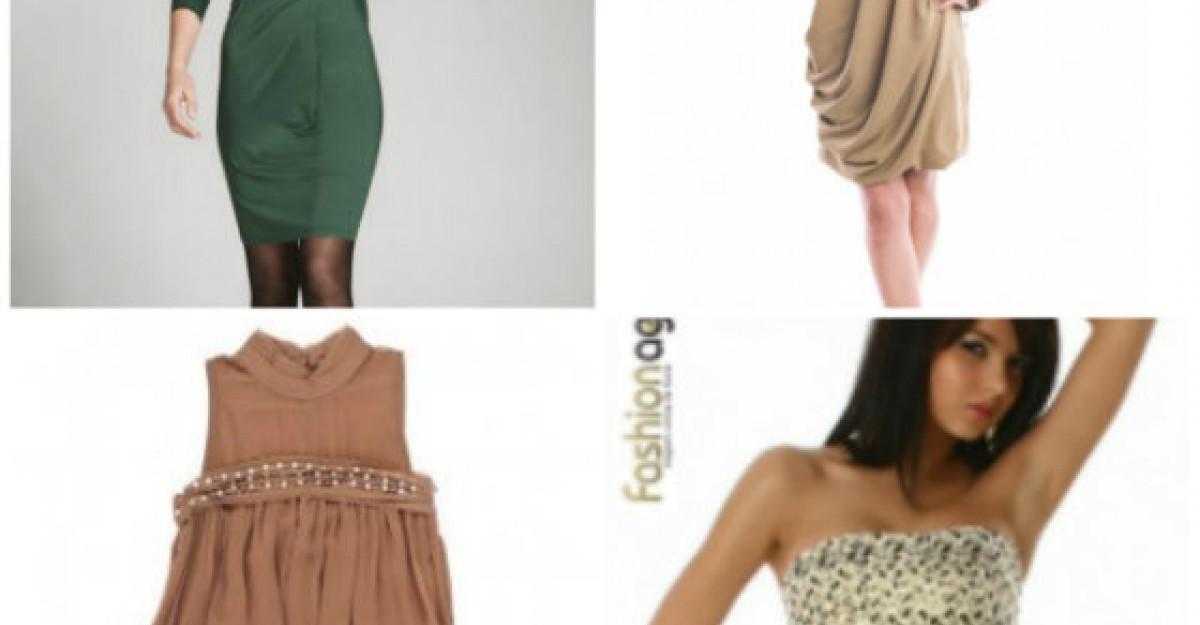 15 rochii superbe sub 120 de lei