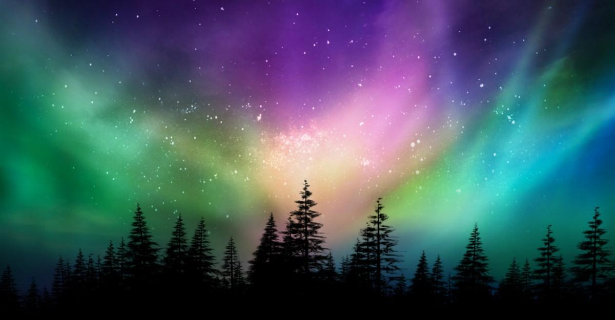 A fost descoperită o nouă formă de auroră boreală