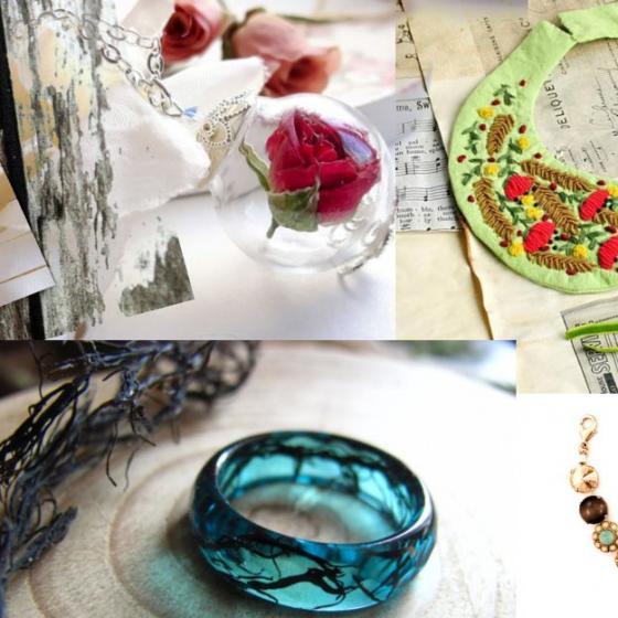 6 bijuterii handmade deosebite cu care n-ai cum să nu impresionezi!