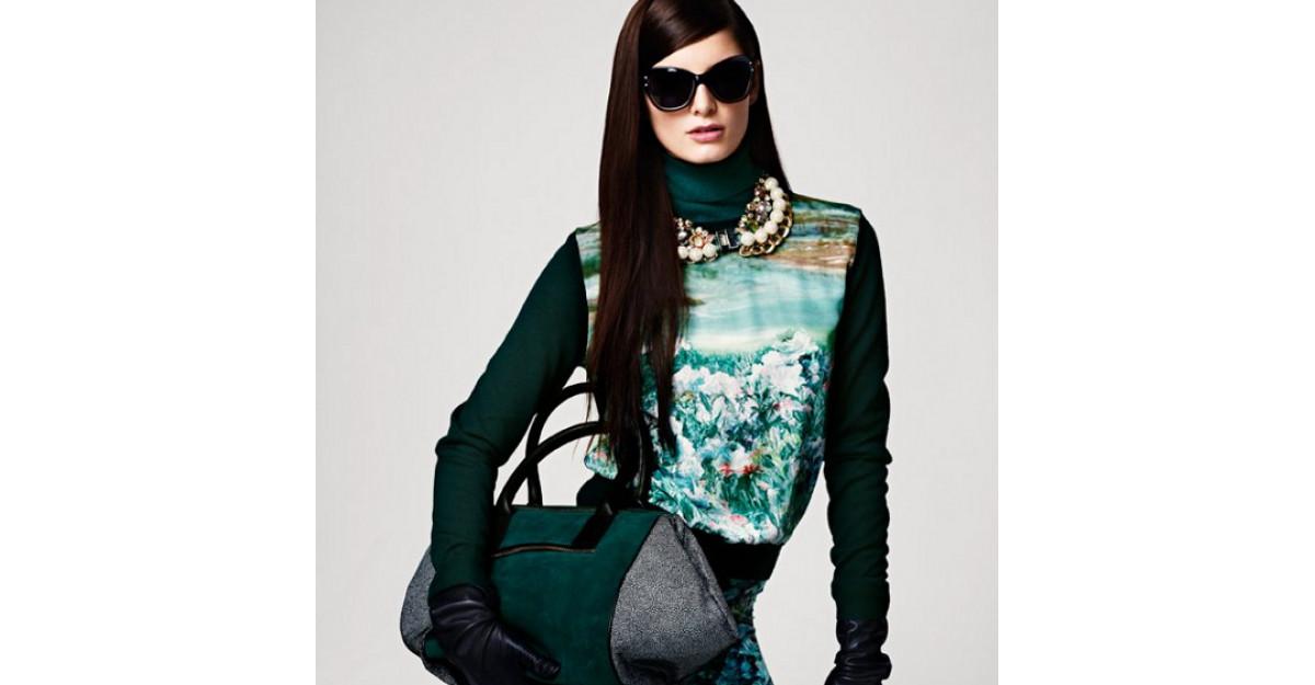 H&M: Colectia de toamna iarna 2012