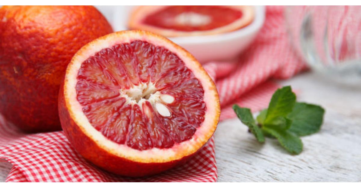 Efect uimitor. Ce se intampla daca mananci portocale rosii?