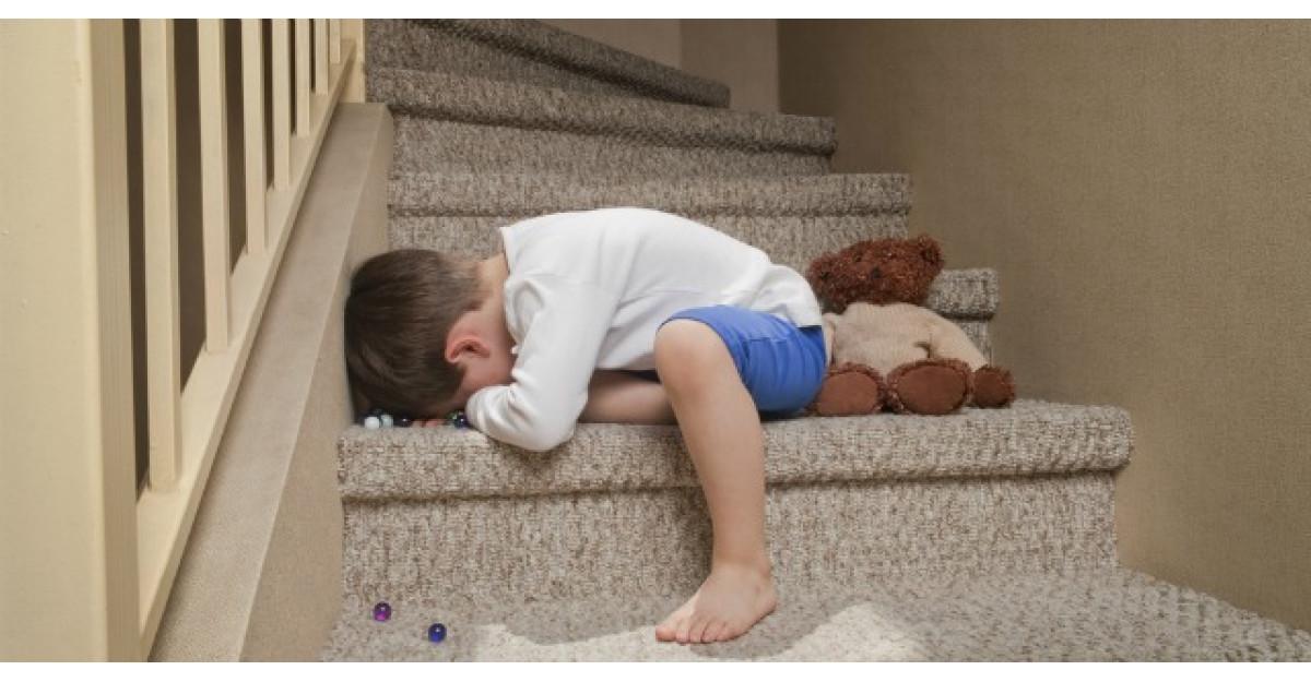 Copilul tau este un rasfatat... si este doar vina ta pentru asta!