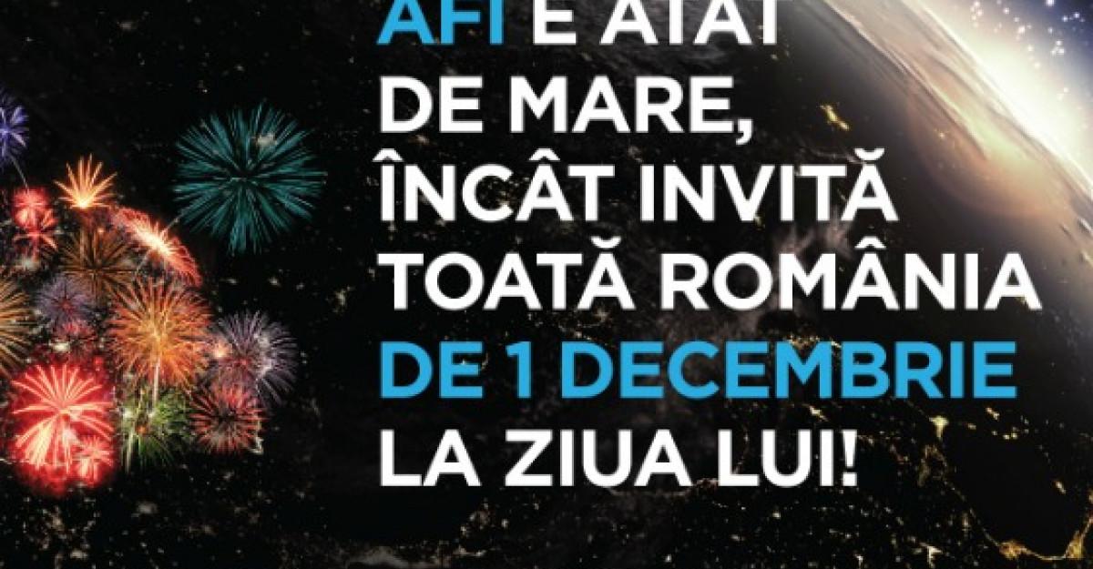 AFI Palace Cotroceni sarbatoreste romaneste 6 ani de la deschidere
