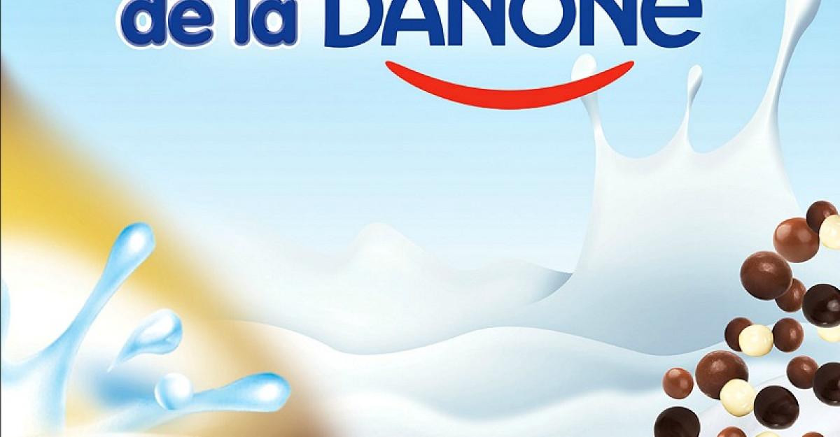 Ofera-ti un moment de rasfat cu noile iaurturi Fantasia de la Danone