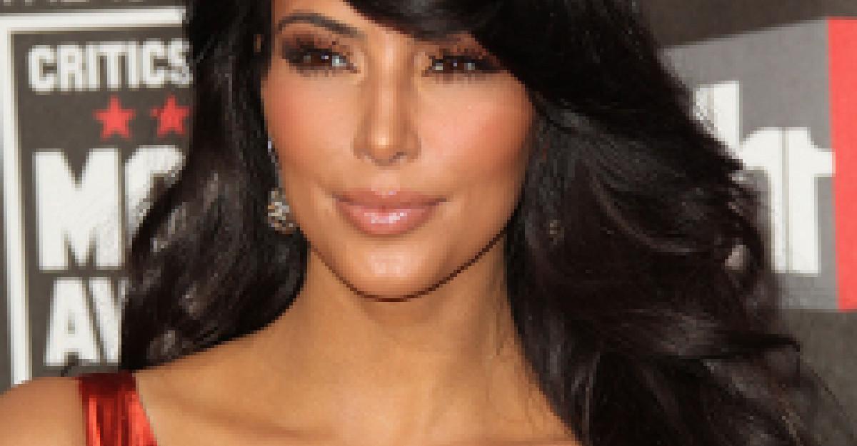 Marele secret de la nunta lui Kim Kardashian