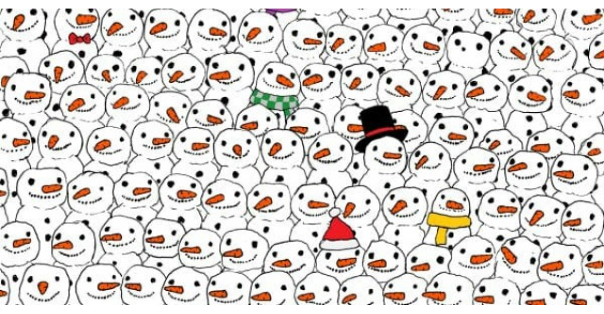Poti gasi ursul panda ascuns in aceasta imagine?