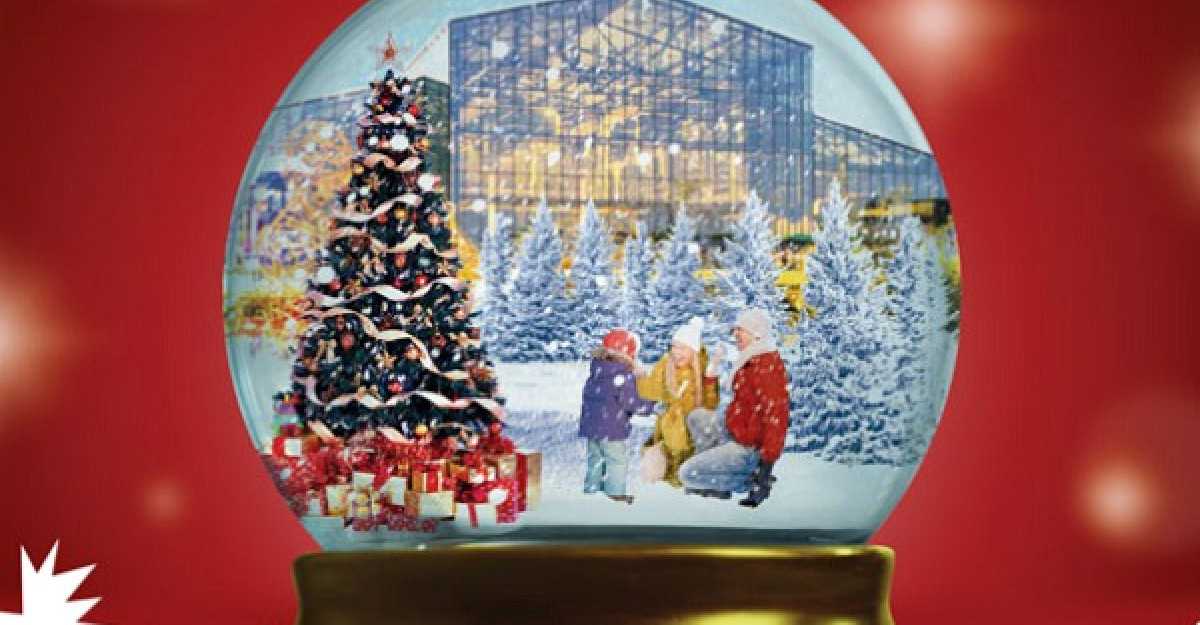 In luna decembrie, ParkLake Shopping Center celebreaza magia Craciunului in mijlocul naturii