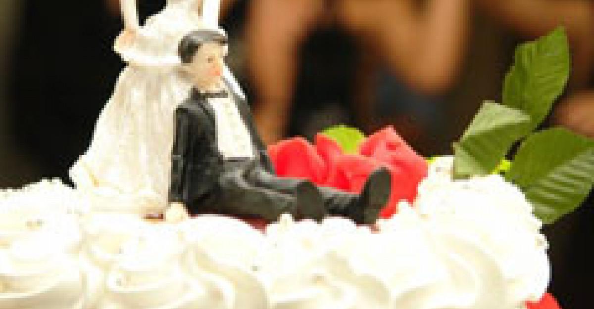 Idei haioase si originale pentru figurinele tortului de nunta
