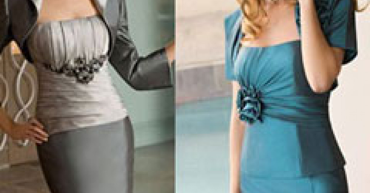 20 Cele mai romantice rochii de ocazie pentru o nunta de toamna