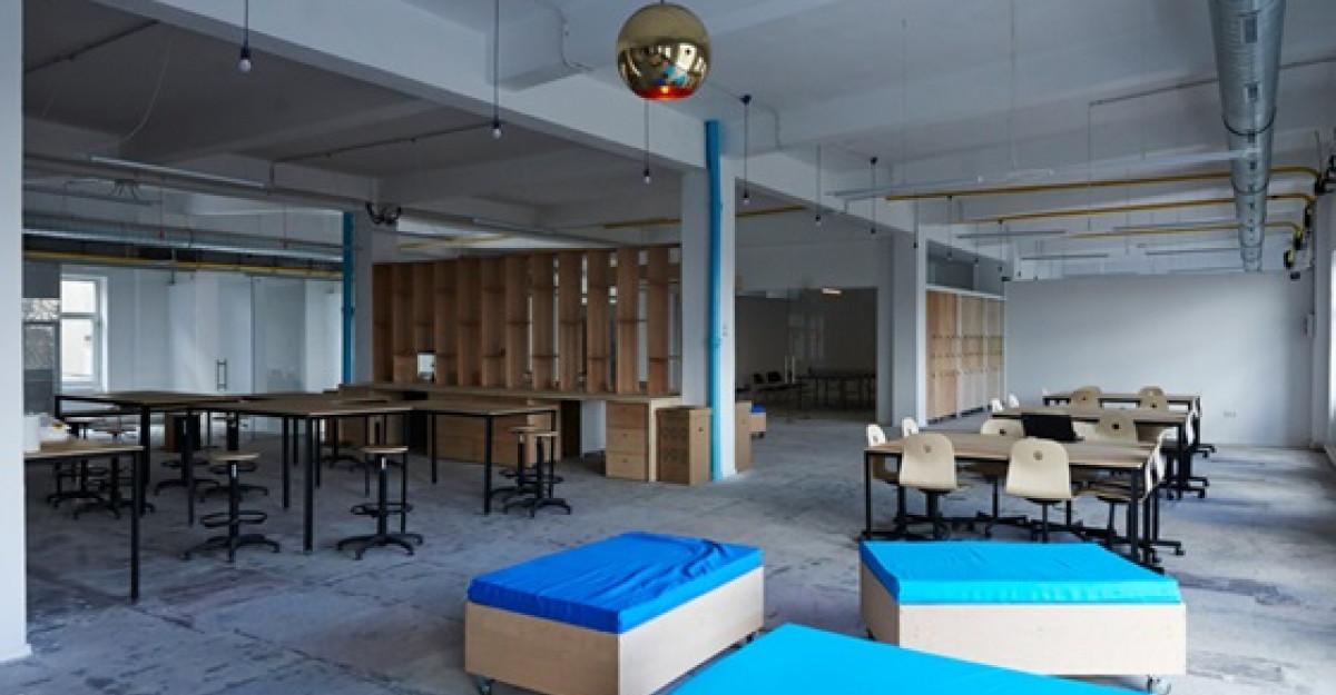 The Maker Revolution a ajuns la Bucuresti, odata cu inaugurarea NOD makerspace