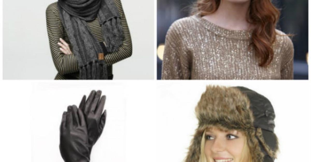 20 de accesorii pentru vremea rece