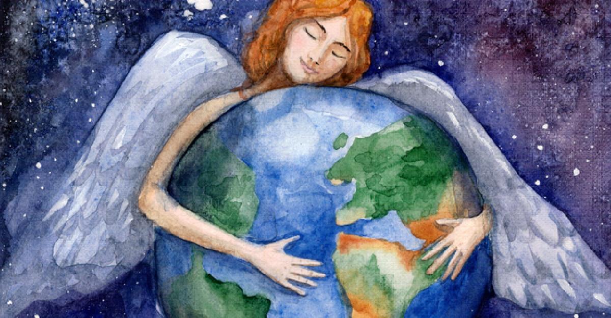 Comunicarea cu lumea divină. 8 Semne prin care știi că îngerii vorbesc cu tine