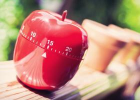 Un sfert de oră pe zi pentru o viață echilibrată