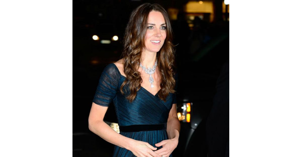 Foto: Kate Middleton, din nou insarcinata! Surpriza neasteptata la Casa Regala!