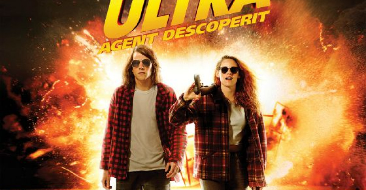 Agentul CIA letal, Mike Howell, se reactiveaza in filmul American Ultra: Agent Descoperit