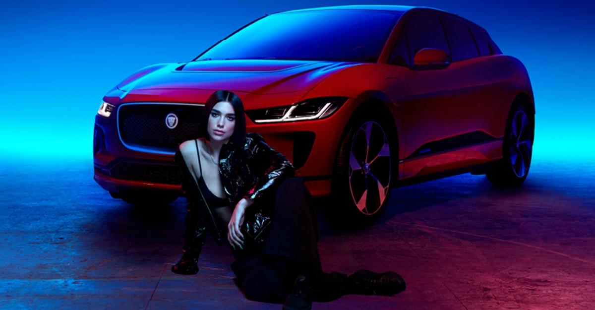 Dua Lipa devine ambasador Jaguar pentru o colaborare inovatoare între muzică și tehnologie