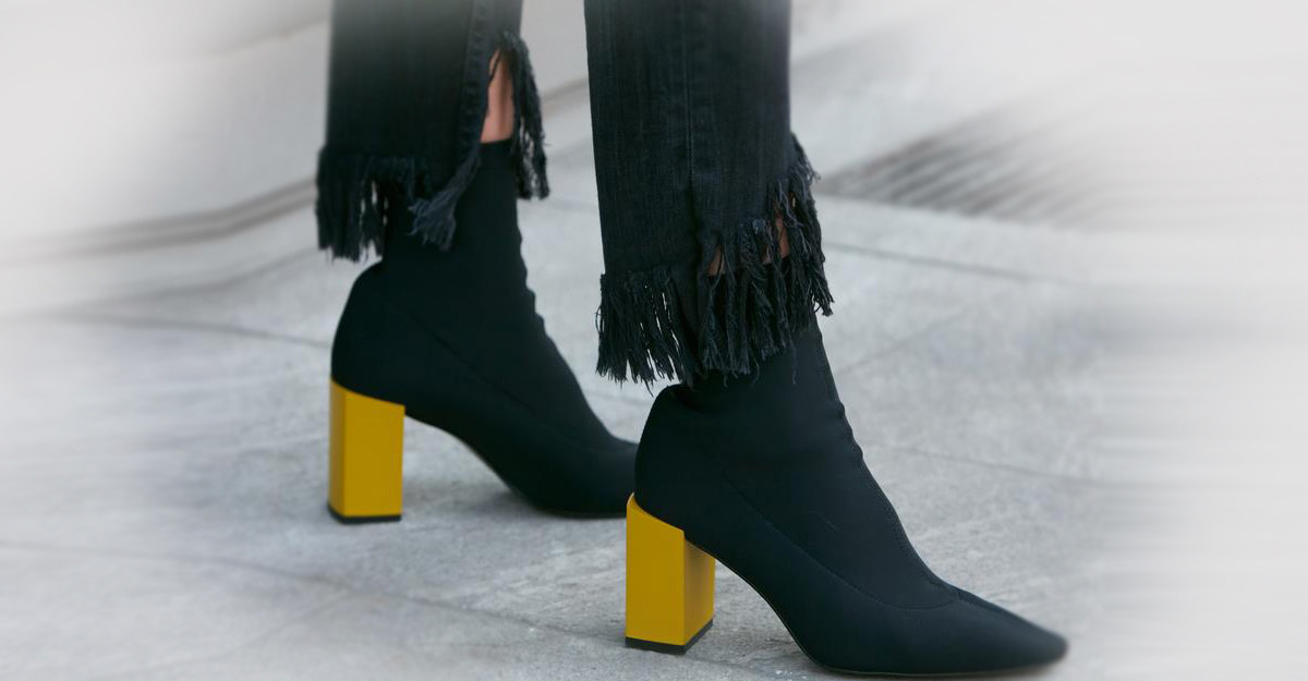 Pantofii cu tocul decorativ: cum sa iti transformi tinuta office, casual sau de ocazie